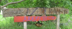 ARKFEST sign
