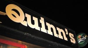 Quinns sign