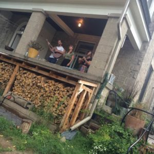 Callisto at Junction Porchfest